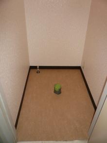花丘建設ブログ-トイレ改装前3