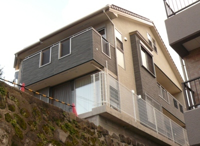 花丘建設ブログ-外観3