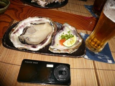 花丘建設ブログ-青森産岩牡蠣
