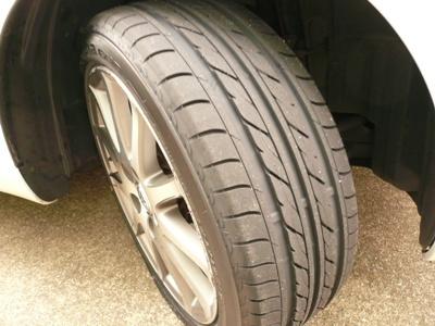 花丘建設ブログ-新品タイヤ