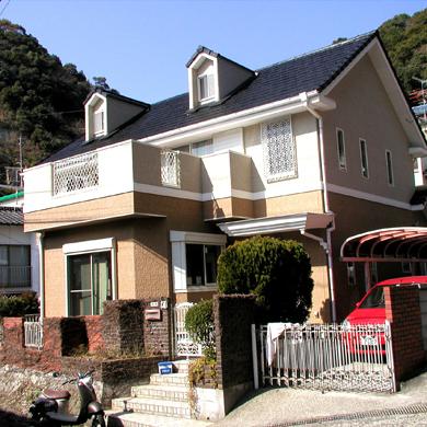 外壁塗装 S邸