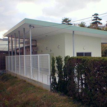 田上病院MRI棟新築工事