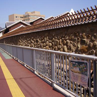 史跡「出島和蘭商館跡」整備工事