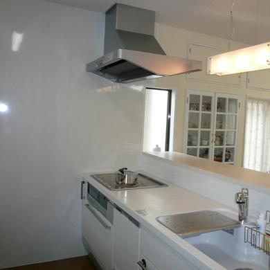 キッチン N邸