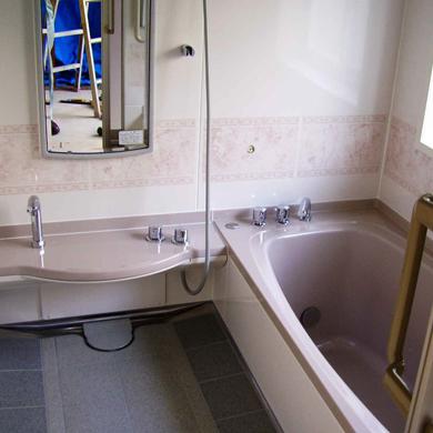 バスルーム H邸