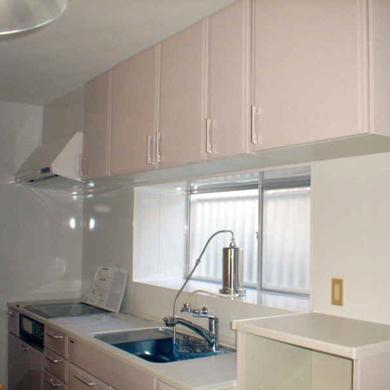 キッチン H邸
