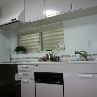 キッチン K邸