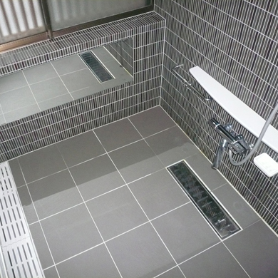 バスルーム T邸