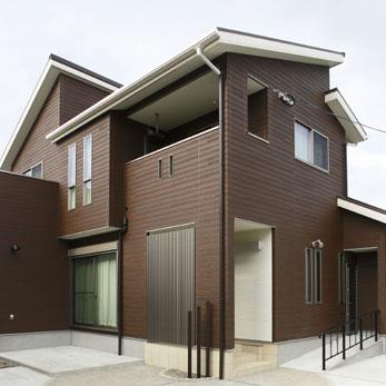 大村・富の原の家