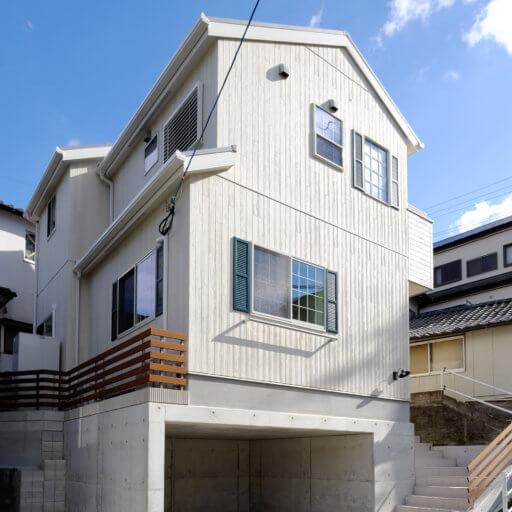 立岩町の家