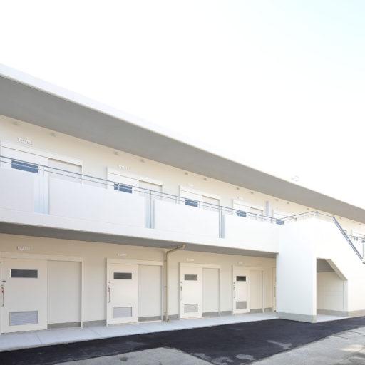 長崎北高校クラブ室改築工事