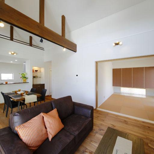 豊洋台の家 Ⅵ