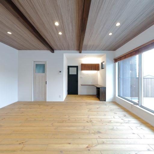2世帯住宅の建替え
